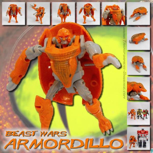 Beast Wars Armordillo