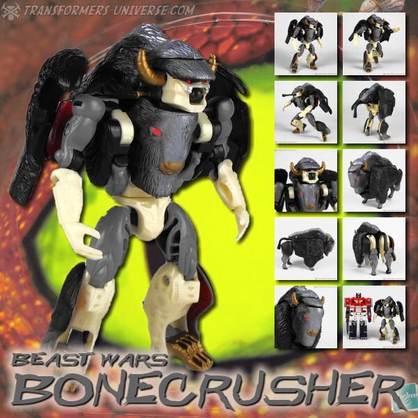 Beast Wars Bonecrusher