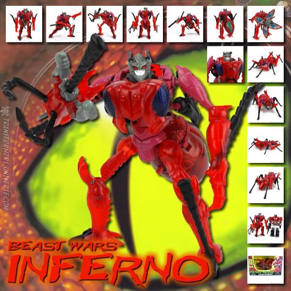 Beast Wars Inferno