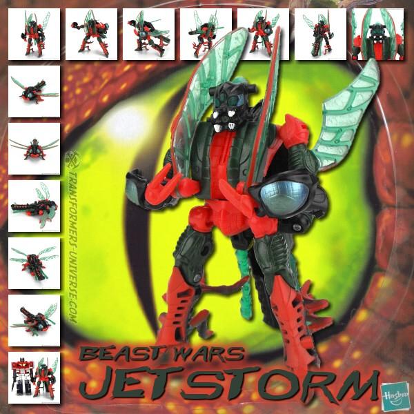 Beast Wars Jetstorm