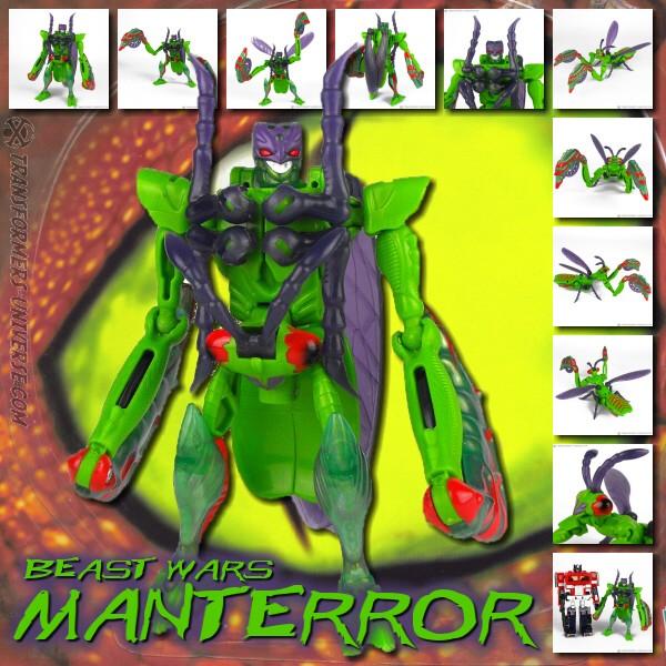 Beast Wars Manterror