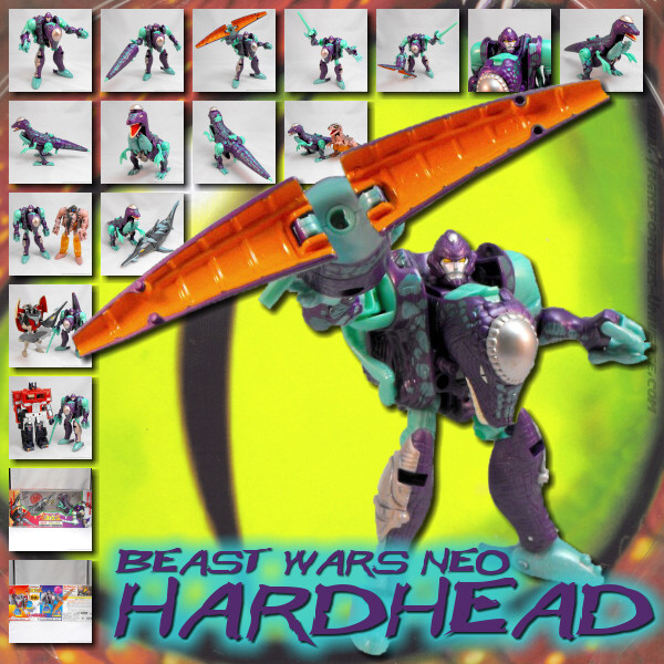 Beast Wars Neo Hardhead