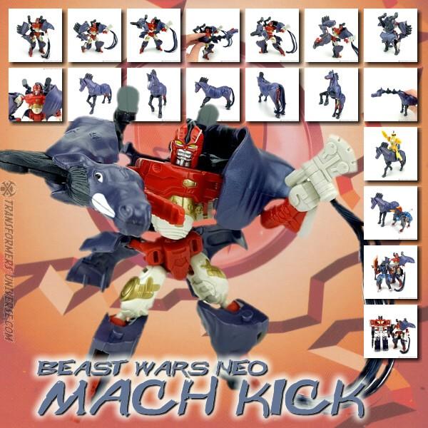 BWNeo Mach Kick