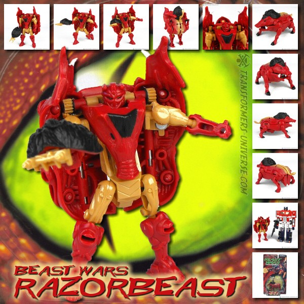 Beast Wars Razorbeast