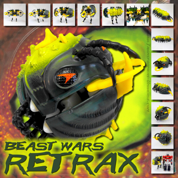 Beast Wars Retrax