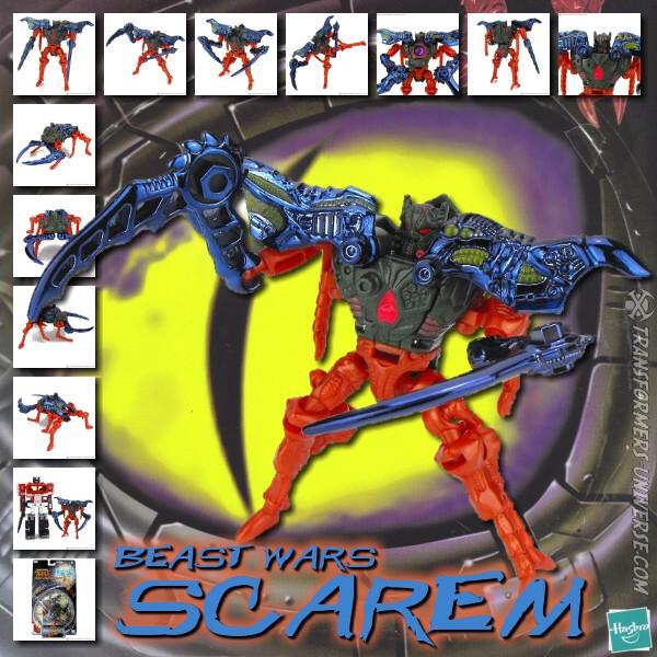 Beast Wars Scarem