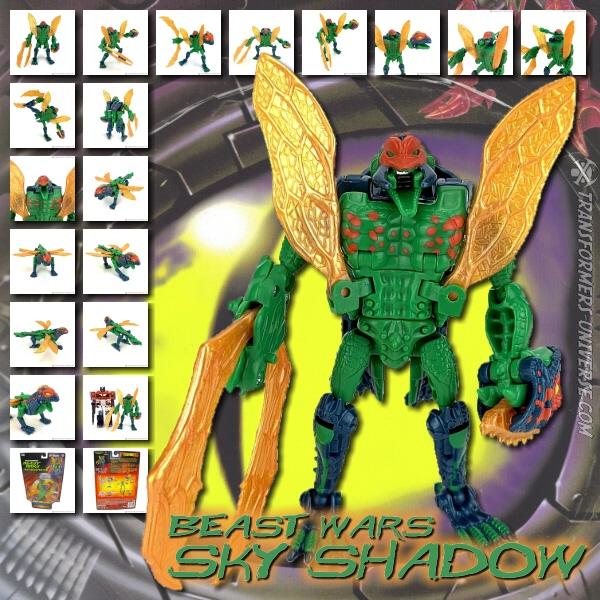 Beast Wars Sky Shadow