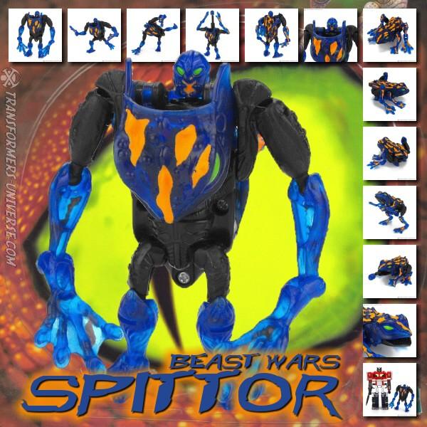 Beast Wars Spittor