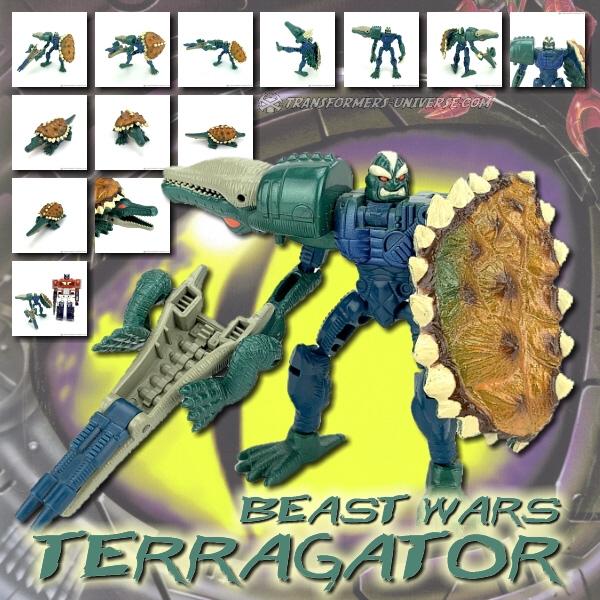 Beast Wars Terragator