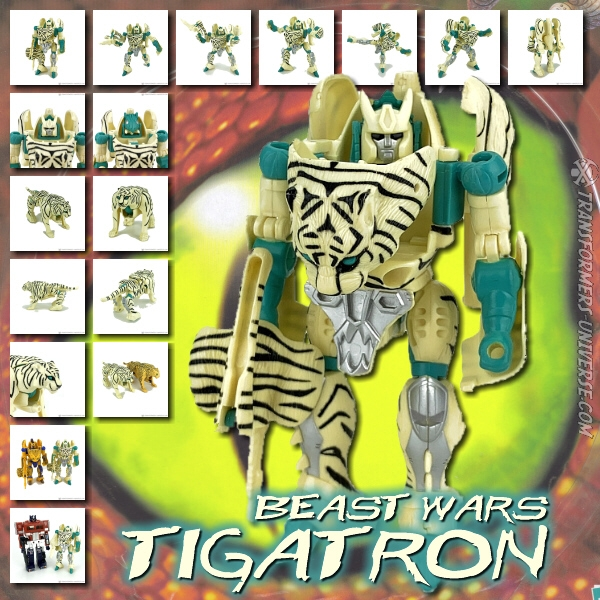 Beast Wars Tigatron