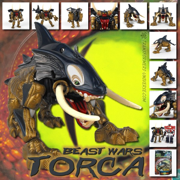 Beast Wars Torca
