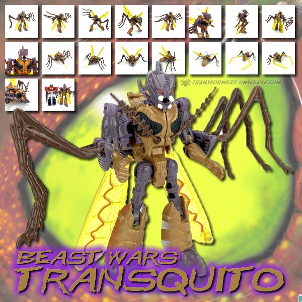 Beast Wars Transquito