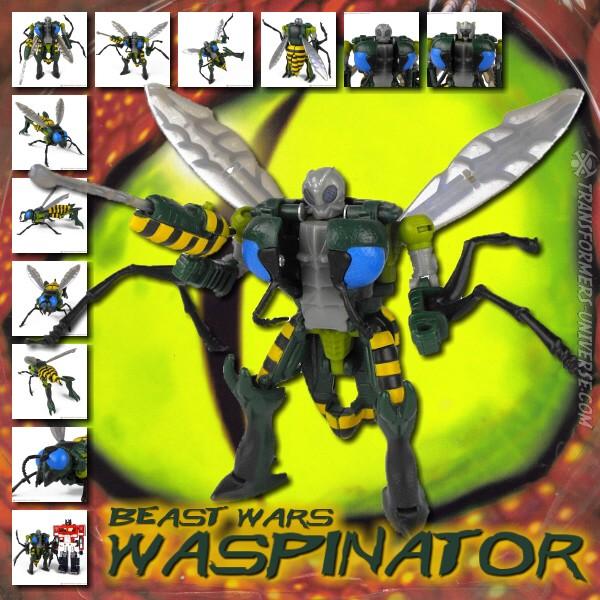 Beast Wars Waspinator