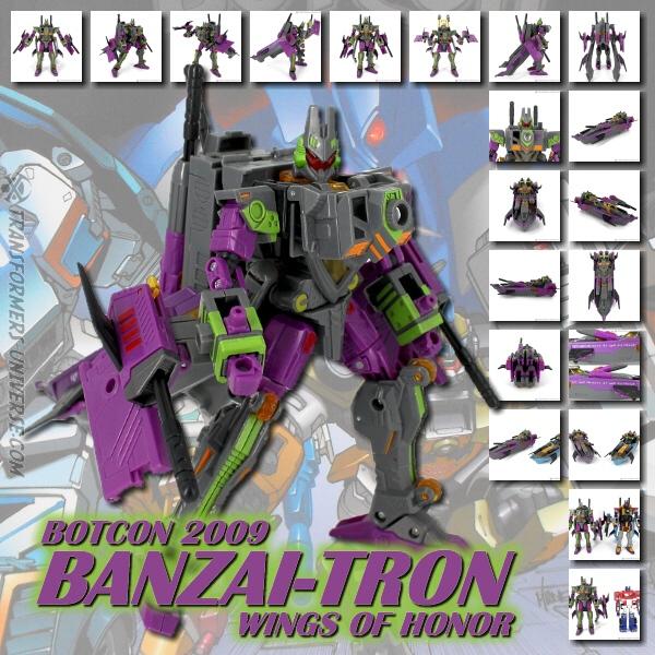 Botcon 2009 Banzai-Tron