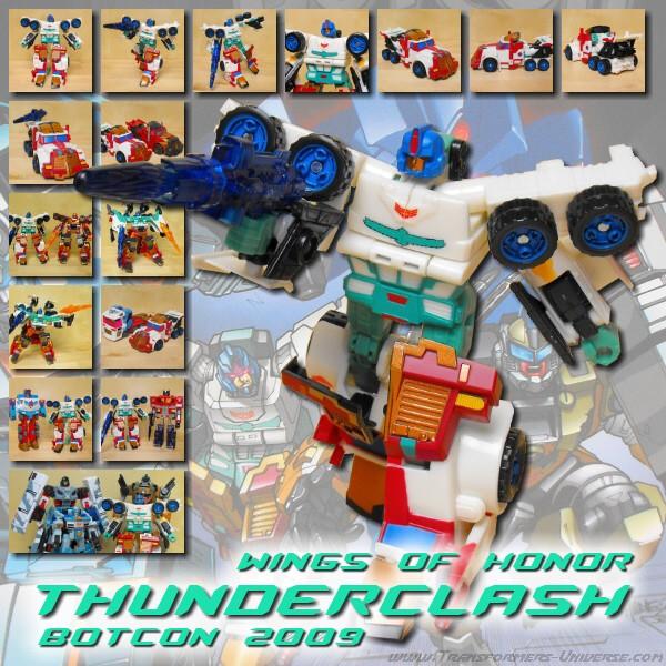 Botcon 2009 Thunderclash