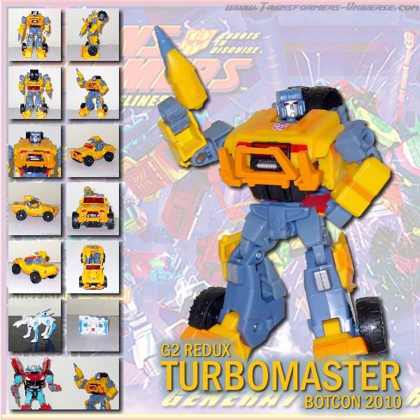 Botcon 2010 Turbomaster