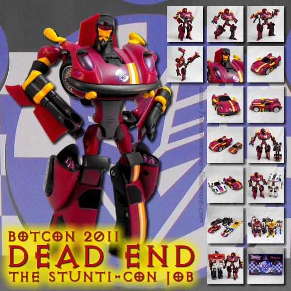 Botcon 2011 Dead End