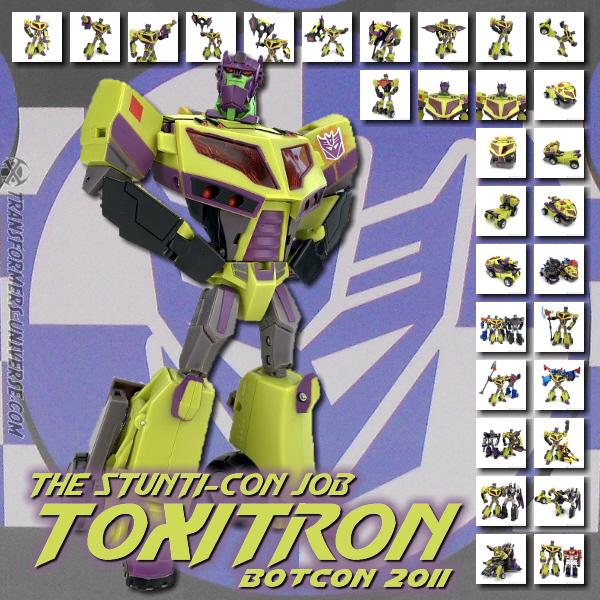 Botcon 2011 Toxitron