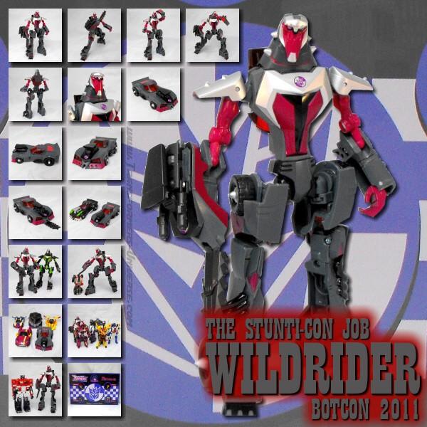 Botcon 2011 Wildrider