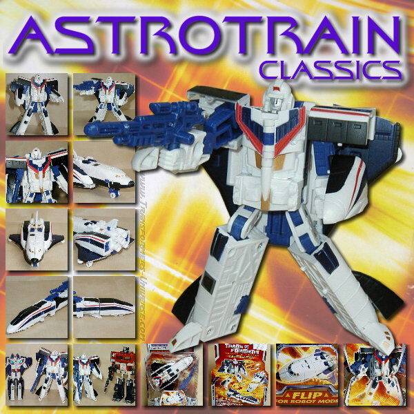 Classics Astrotrain