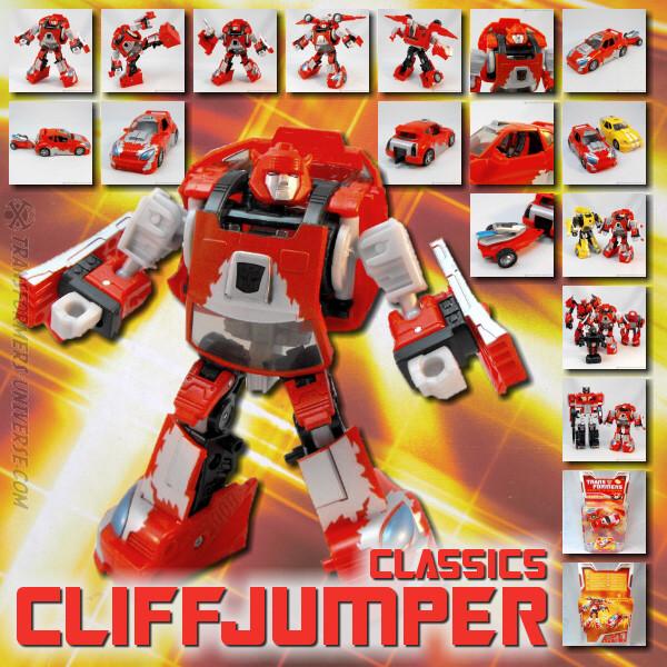 Classics Cliffjumper