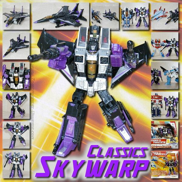 Classics Skywarp