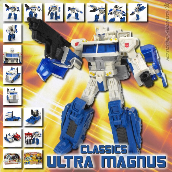 Classics Ultra Magnus