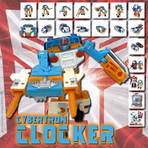 Cybertron Clocker