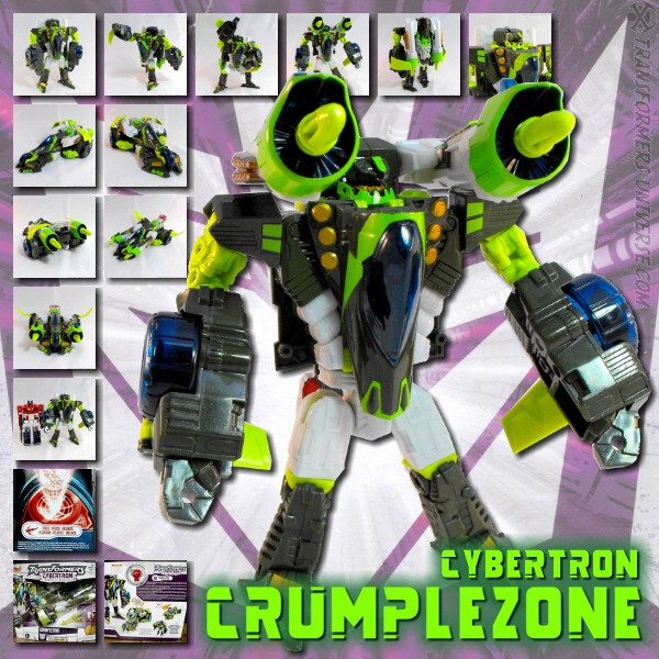Cybertron Crumplezone