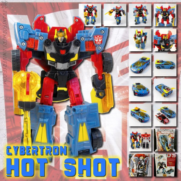 Cybertron  Hot Shot (2005)