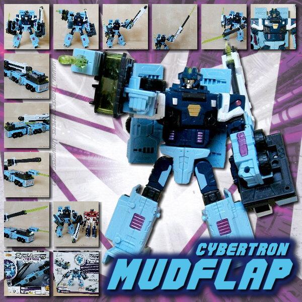Cybertron Mudflap