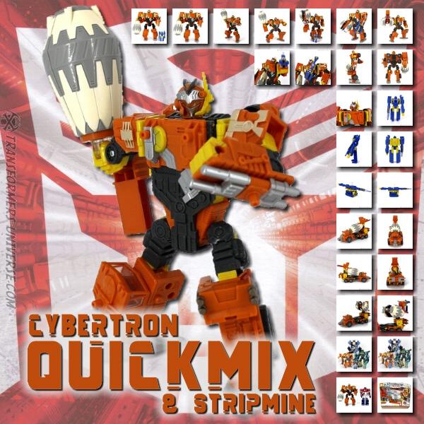 Cybertron Quickmix