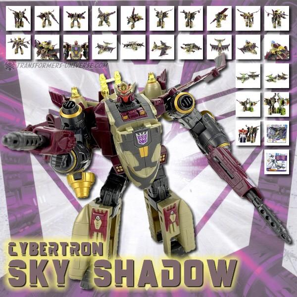 Cybertron Sky Shadow
