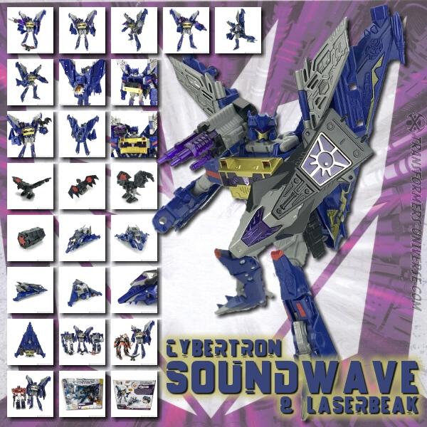 Cybertron Soundwave
