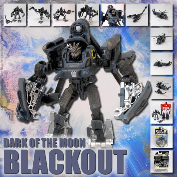 DOTM Blackout & Scorponok