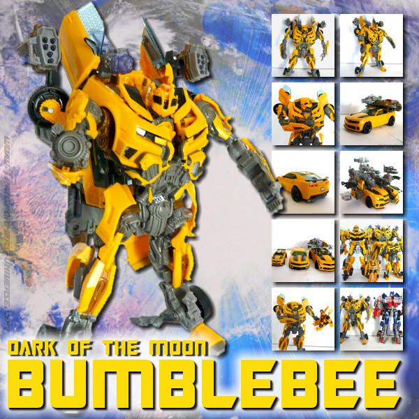 DOTM Bumblebee Leader