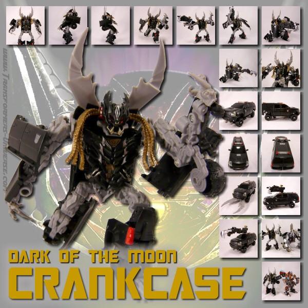 DOTM Crankcase