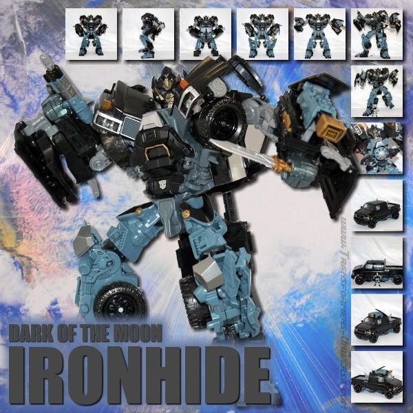 DOTM Ironhide Leader