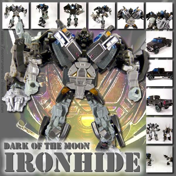 DOTM Ironhide