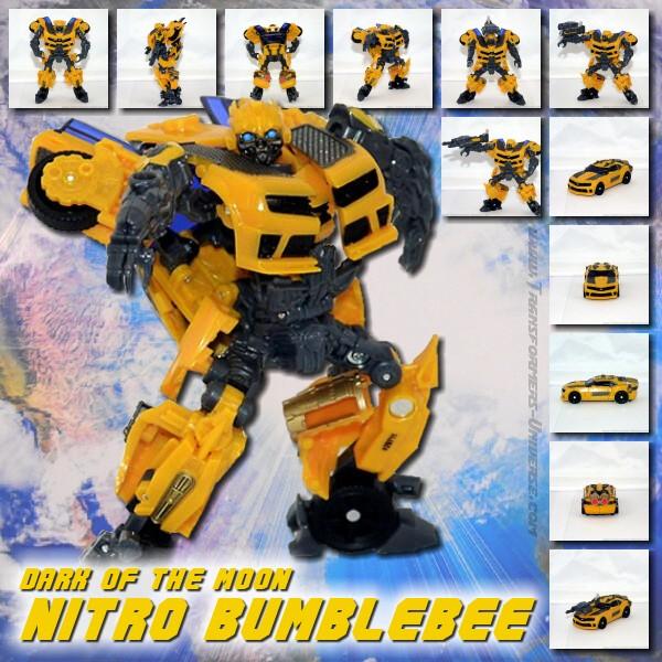 DOTM Nitro Bumblebee