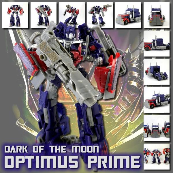 DOTM Optimus Prime