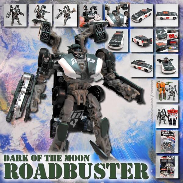 DOTM Roadbuster