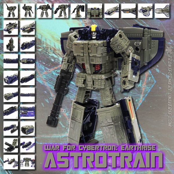 Earthrise Astrotrain
