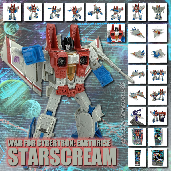 Earthrise Starscream