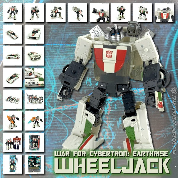 Earthrise Wheeljack