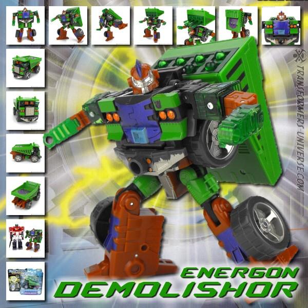 Energon Demolishor