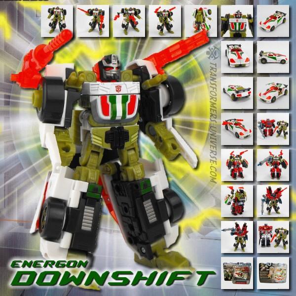 Energon Downshift