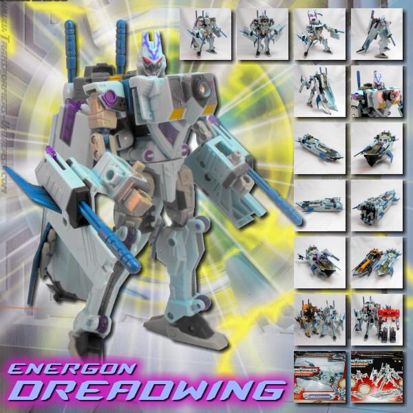 Energon Dreadwing
