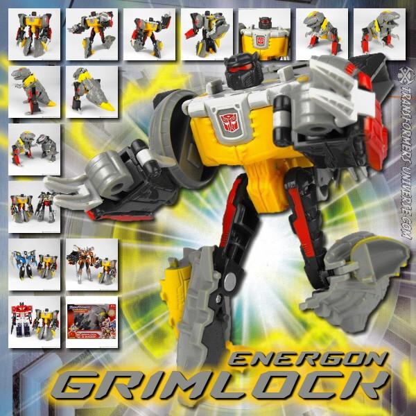 Energon Grimlock