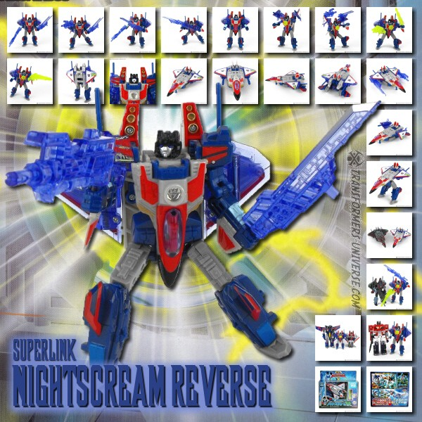 Superlink SD-19 Nightscream Reverse